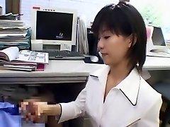 Unbelievable homemade Secretary, Office sex clip