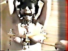 VINTAGE - Super-steamy 70s WOMEN - HOUR OF VOLUNTARY Torture
