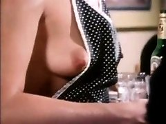 Classic vignette babe providing oral and fucking