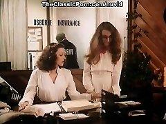 Annette Haven, Lisa De Leeuw, Veronica Hart in old-school pornography