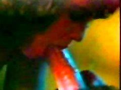 Annie Sprinkle (or Little Bj Annie?) Deep-throat