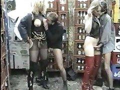 Classic german fetish movie FL 7
