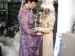 Grannie lesbian