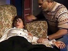 Amazing homemade Italian porn clamp