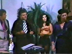 Desejos Sexuais de Elza - Porn Antique Brazilian