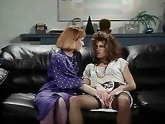 Retro Office Lesbians