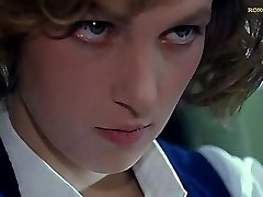 로코 비디오 레트로 젊은 소녀