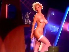 colpo grosso 80s italian television striptease dutch fashion