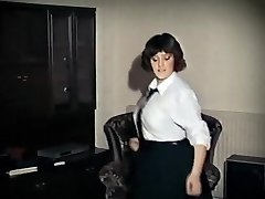 WHOLE LOTTA ROSIE - antique big tits schoolgirl unclothe dance