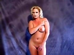 Tammy Sytch (FKA WWE's Sunny) undressing