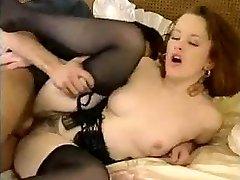 antique hairy stocking sex