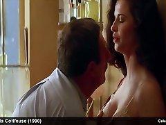 Celebrity Actress Anna Galiena Romantic Fuck-a-thon Scenes