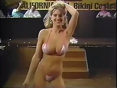 1990's California Bikini Woman Compete