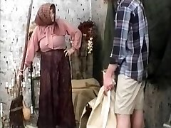 Old-school Grandmother Movie R20