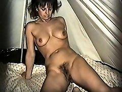 Yvonne unshaved snatch compilation Lorraine from 1fuckdatecom