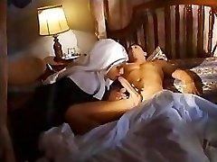 Another Caboose Penetrating Nun