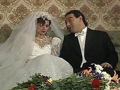 Angelica Bella and Zara Whites in a classical Italian movie