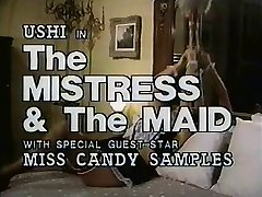 Mistress And The Maid Girl/girl Sequence