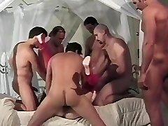 Prego gang-fucked