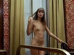 Jane Birkin bare - Enjoy at the Top