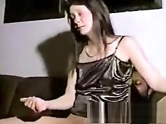 Interracial vintage hardcore with creampie
