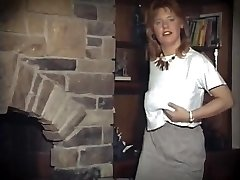 SUSSUDIO - vintage ginger ginormous tits disrobe dance