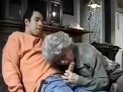 Horny Vintage, Stockings porn scene