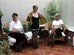 Vintage Unclothing from 3 Mature Village Ladies