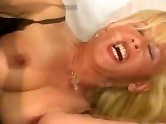 Crazy amateur Stockings, Blonde porn episode