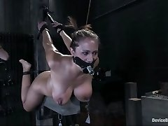 Sasha Grey & Trina Michaels in Kink Classical 2 Of 20. Countdown To Relaunch - DeviceBondage