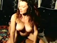 Incredible amateur Rimming, Vintage xxx sequence