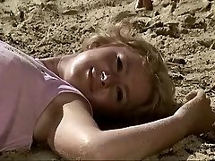 Exotic first-timer Outdoor, Beach sex movie