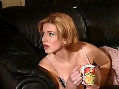 Hot Old School Shyla Foxx-Ruby Threesome