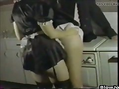 maid throating