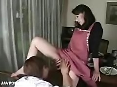 Asian mature mom wants son english subtitles