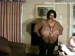 Fabulous Hefty Butt, Lingerie xxx clip