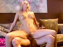 Hannah Harper Takes Some Hardwood In Orgasmic Pummel