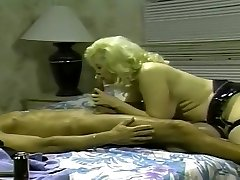 Maid Anna Lisa Cleans His Hard Dick