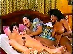 Black Ayes Ron Jeremy 3some