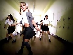 Britney Spears Classic Fuckpole Teasing!!!