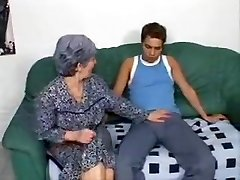 Incredible Fetish, Grandmas sex video