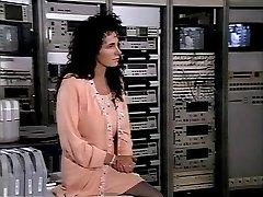 Torrid girls in a vintage porn movie getting boned