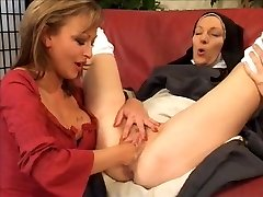 Delfynn Delage, Going Knuckle Deep and Lesbian Fun with other femmes 04
