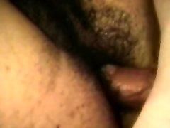 Nena with pierced nipples hairy pussy