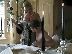 Steamy MILF With Fat Pussy Hung Guy