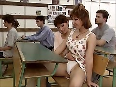 Sex im klassenzimmer