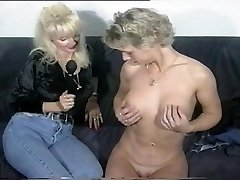 Sandra Fox, Fisting and Lesbian Fun with other women 05