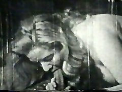 Hot vintage sex horny romping