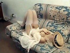 HAPPY BIRTHDAY! - vintage British puny tits dance tease