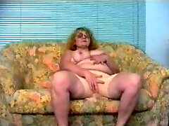 Vintage BBW Grandma 1